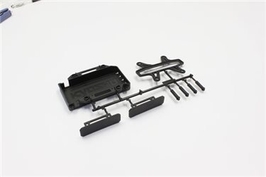 BATTERY TRAY SET SCORPION XXL VE