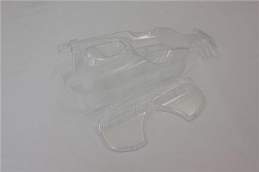 BODY SHELL SCORPION XXL GP - CLEAR