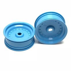 FRONT WHEEL SCORPION XXL VE (2) - BLUE