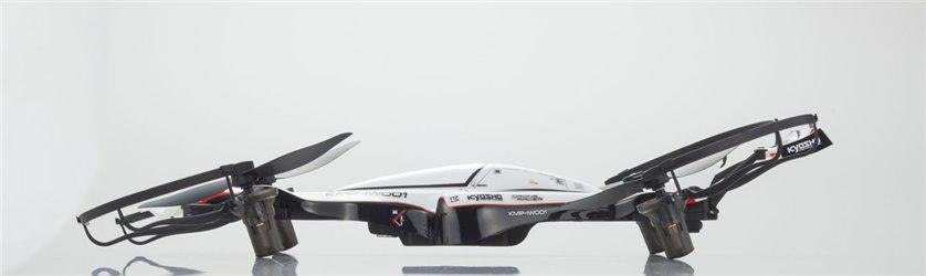 DRONE RACER G-ZERO DYNAMIC WHITE READYSET (2018-018)