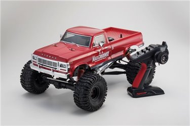 Kyosho Mad Crusher 1:8 RC Nitro 4WD Readyset w/KE25SP Engine