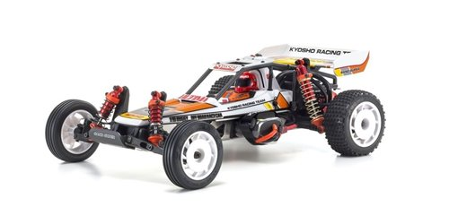 ULTIMA 1:10 2WD KIT *LEGENDARY SERIES*