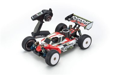 Kyosho Inferno MP9 TKI4 1:8 RC Nitro Readyset w/KE21SP Engine