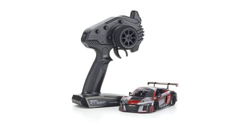 Mini-Z RWD AUDI R8 LMS 2015 GREY-RED (W-MM/KT531P) *Sp Offer*