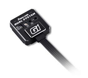 Power HD Gyro G1 drift Dual System Silver