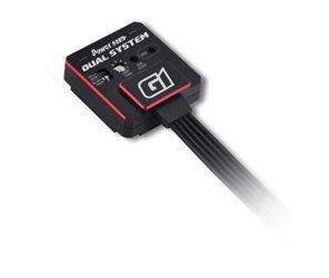 Power HD Gyro G1 drift Dual System Red