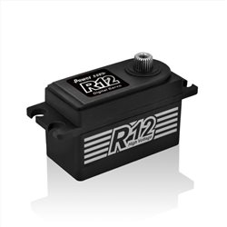 SERVO HD R12 LOW PROFIL METAL GEAR DIGITAL RACING (12.0KG/0.06SEC)
