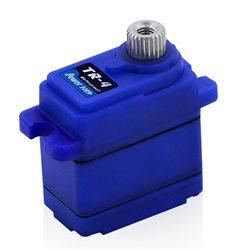 Servo HD TR-4 waterproof, metal gears (2.6KG.0.10SEC) for TRX4