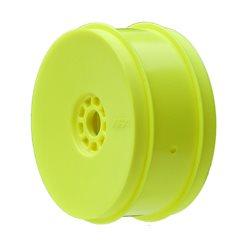 Aka 1:8 Buggy Evo Wheels Yellow (4)