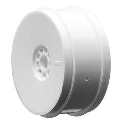 Aka 1:8 Truggy Evo Wheels White (4)